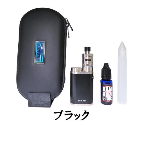 高性能フルスターターキット!! Eleaf iStick Pico&Apex mini 選べるリキッド付き | B-1 VAPE ベプログ 電子タバコ 電子たばこ リキッド 日本製 スターターキット アトマイザー コイル ベイプ フレーバー