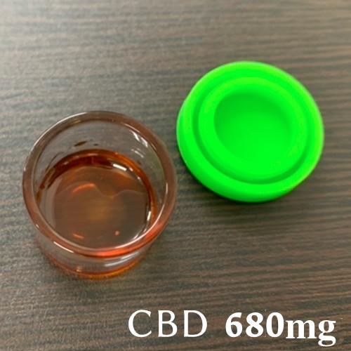 CBD ワックス PharmaHemp ファーマヘンプ CBD68% JELL WAX ジェルワックス CBD680mg含有 1000mg 1g