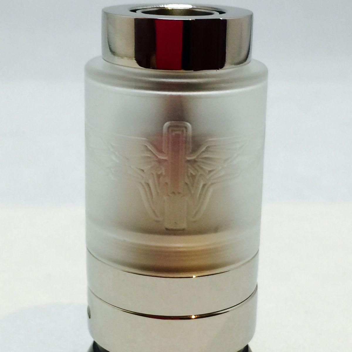 古典 【電子タバコ用アトマイザー Tank】The Golden Greek Tilemahos X1 Clear Clear Tank Golden (Springomizer) 22mm【RTA】【VAPE】, CREAmart:b996027d --- clftranspo.dominiotemporario.com