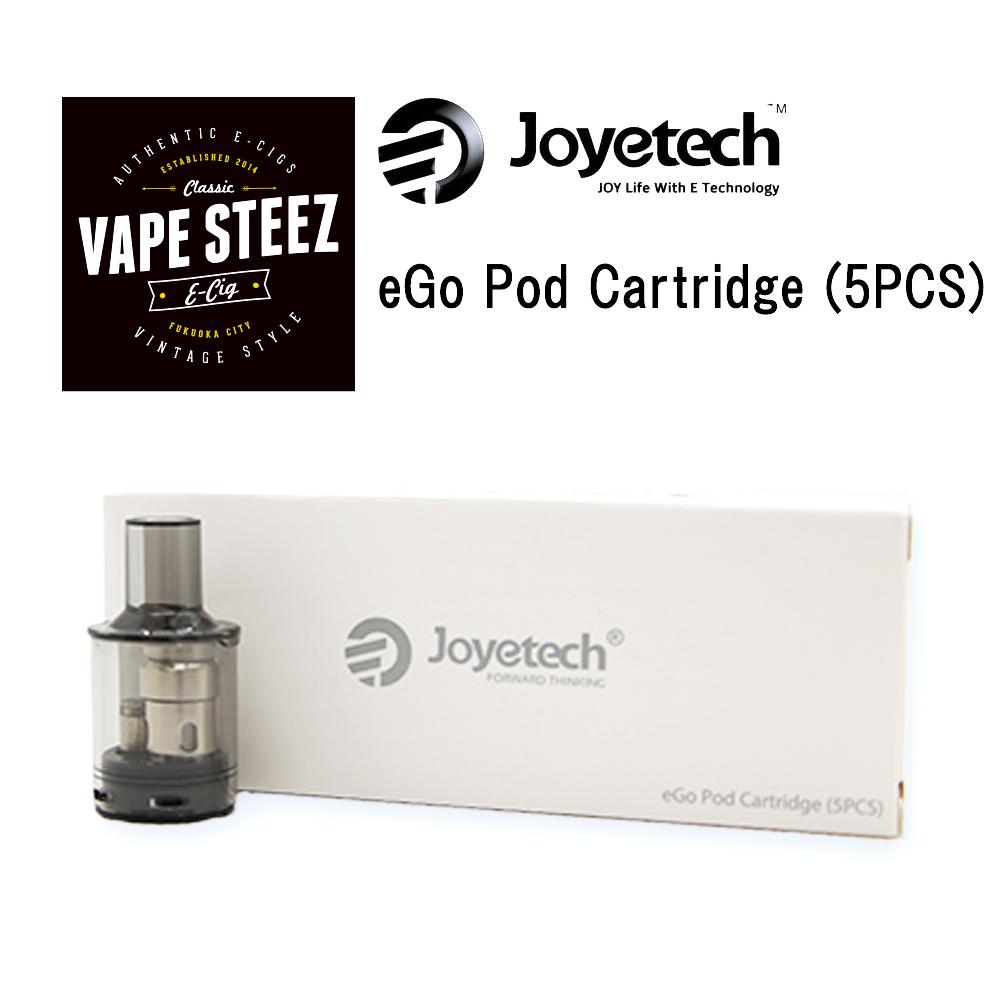 eGo 限定特価 送料無料新品 Pod 専用 交換カートリッジ ポッド イーゴ Joyetech VAPE 交換用ポッド カートリッジ ジョイテック pod 電子タバコ