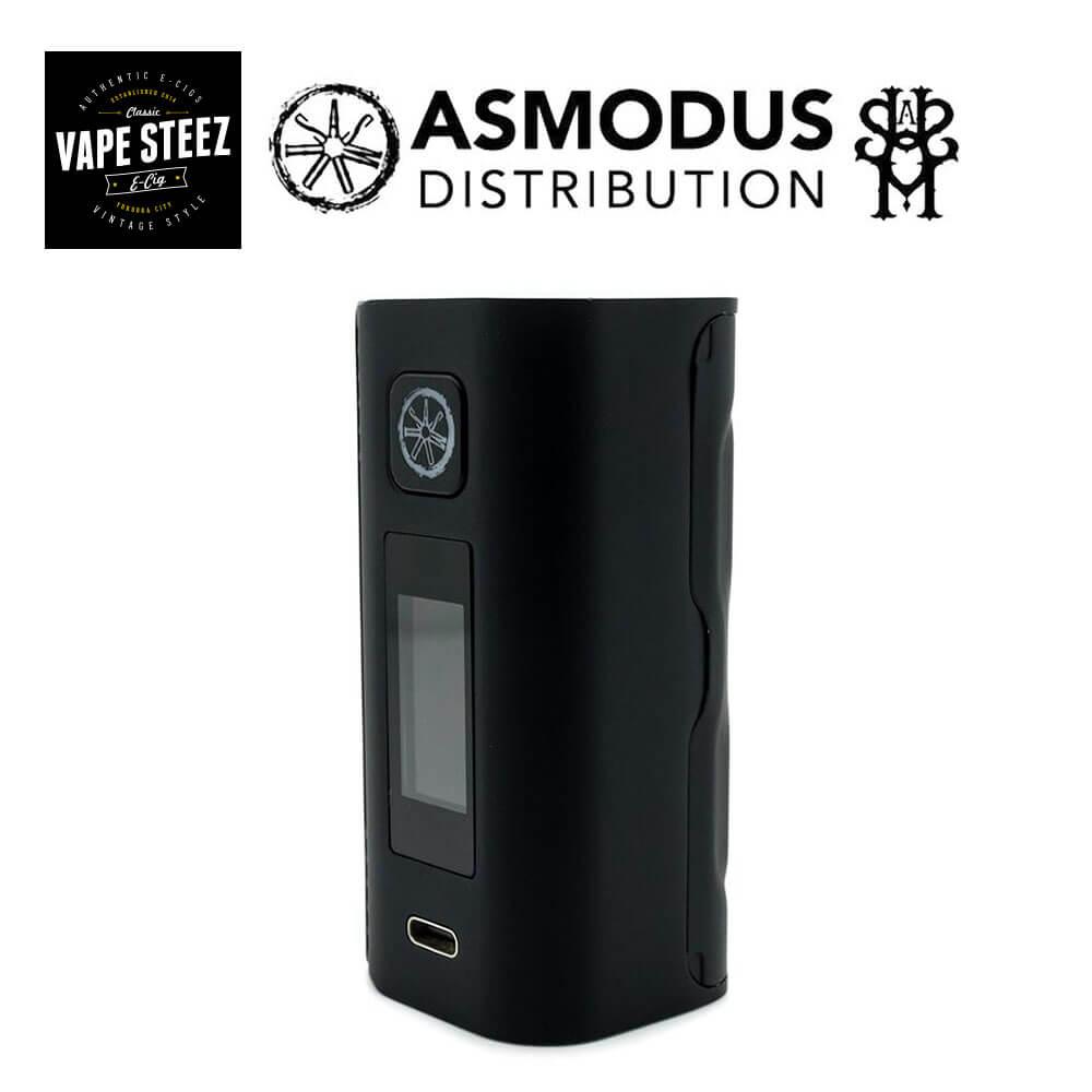 【送料無料 あす楽 】ASMODUS LUSTRO 200W BOX MOD アズモダス ラストロ IRセンサー 18650 電子タバコ バッテリー 本体 VAPE