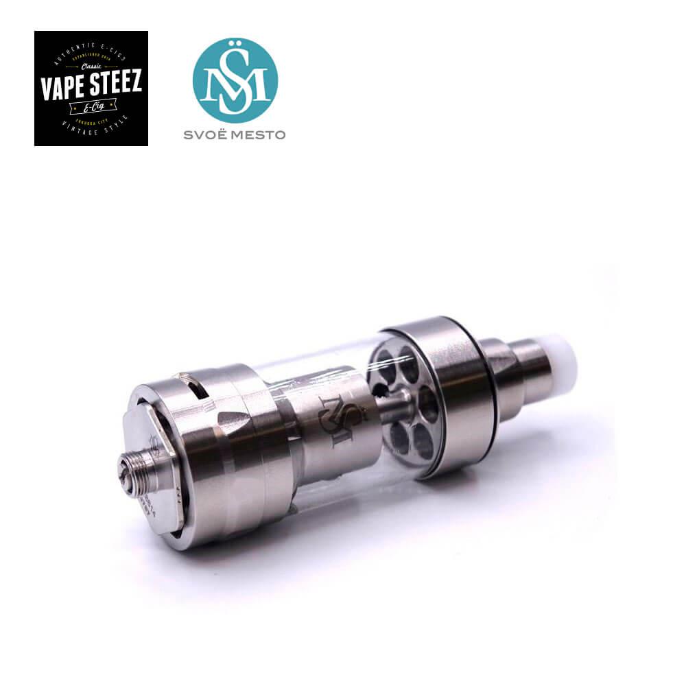 電子タバコ アトマイザー SvoeMesto Kayfun 5-2 トップフィル【 25mm 】【 VAPE 】【 RTA 】