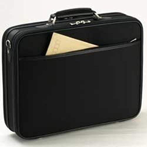 PHILIPE LANGLET(フィリップラングレー) 軽量ソフトアタッシュケース 42cm B4ファイルサイズ・Y付 21122-01クロ【YDKG-kd】[新生活][バッグ][送料無料(一部地域を除く)]