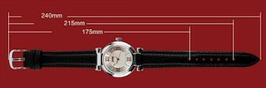 SKMEI 腕時計 ブルー レディース ローマ数字 アナログ クオーツ 女子 レジャー ビジネス  f0510-189a[メール便発送、、代引不可][時計][ギフト] 02P03Dec16 【YDKG-kd】【smtb-KD】
