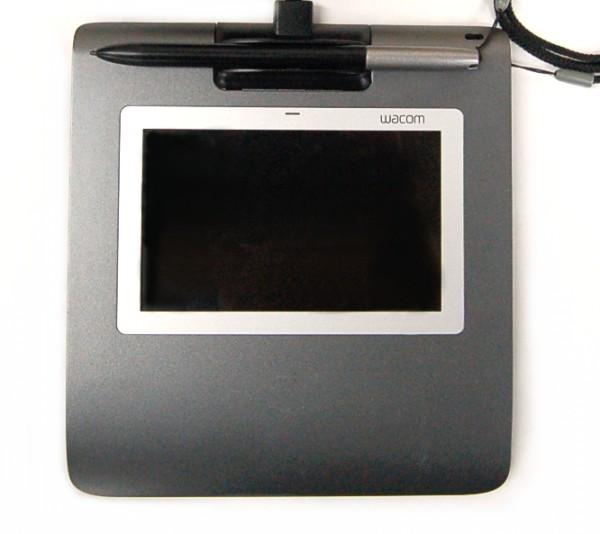 [中古品]ワコム 液晶サインタブレット STU-530/G(本体+USBケーブル)[その他PC]【中古】[送料無料(一部地域を除く)]