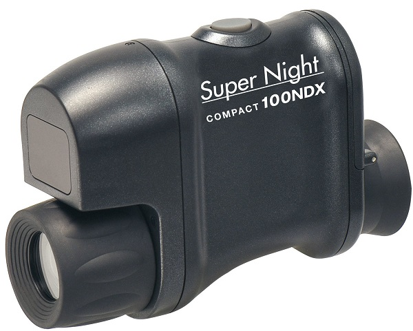 Kenko 暗視鏡 Super Night COMPACT 100NDX 2.5倍 20口径 暗視スコープ 小型 軽量 145647[送料無料(一部地域を除く)]