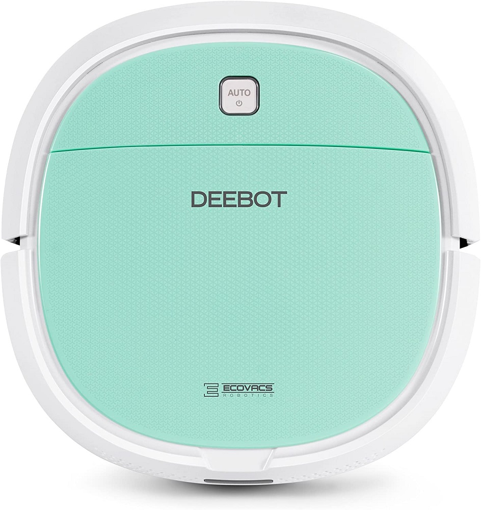 ECOVACS 床用ロボット掃除機 モップ付 DEEBOT MINI DK560[送料無料(一部地域を除く)]