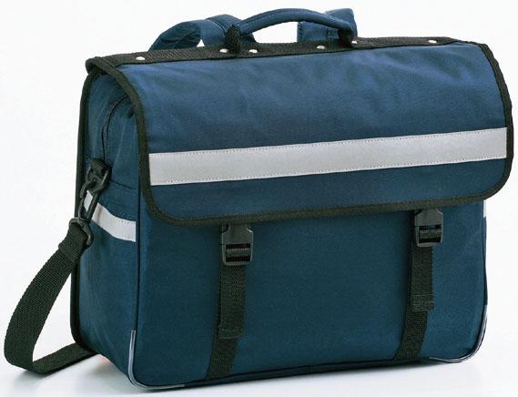 HR ☆スクールバッグ 3WAYバッグ 学販 買収 38cm No43171-03 一部地域を除く 購買 バッグ 紺 送料無料