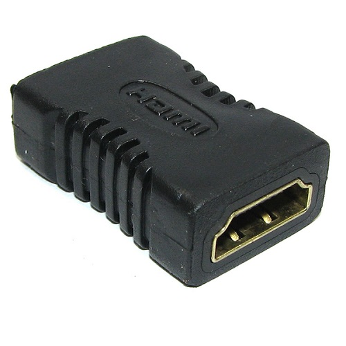 HDMI中継アダプター HDMIメス-HDMIメス 延長コネクター 延長アダプター コネクター アダプター 供え 新作販売 smtb-KD 送料無料 定形外郵便 ケーブル類 代引不可