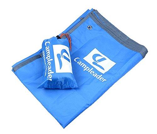 ソロキャンプ マルチパーパスシート 《ブルー》 軽量 防水 直営ストア レジャーシート ツェルト 一部地域を除く 予約販売品 テント 送料無料 グランドシート シェルター
