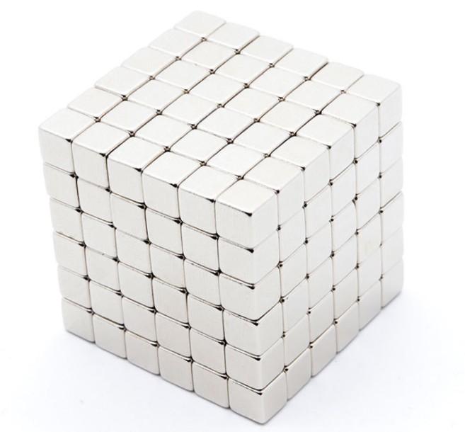 ネオジム磁石 216個セット 5mm 正方形 強力磁石 《週末限定タイムセール》 定番キャンバス おもちゃ 送料無料 定形外郵便 知育玩具 代引不可