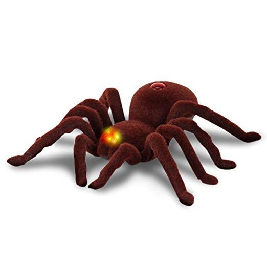 わきわき動く RCリアル毒蜘蛛ラジコン クリスマス ラジコン 絶品 激安通販専門店 一部地域を除く 送料無料