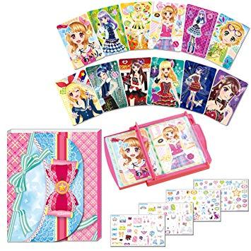 バンダイ アイカツ カードメーカーDX デコファイルセット クリスマス 輸入 OUTLET SALE 送料無料 一部地域を除く 玩具