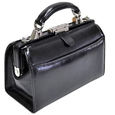 PHILIPE LANGLET/フィリップ ラングレー 小型ダレスバッグ 22200-01 クロ【YDKG-kd】[バッグ][ギフト][送料無料(一部地域を除く)]