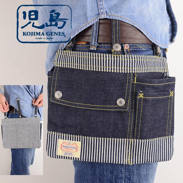 メンズ 児島ジーンズ Kojima Jeans Rnb 936 Ro Engineer Bag エンジニアバッグ の