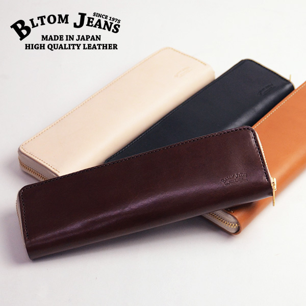 BLTOM鬥牛犬湯姆B-1111[r7s]iQOS眼睛Koss書皮革局情况日本製造姬路皮革