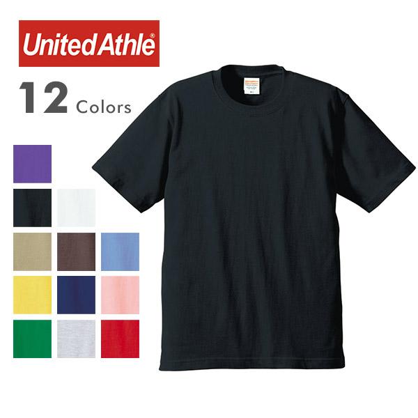 United Athle ユナイテッドアスレ 5942-01 [r7s]6 .2 ounces premium T-shirt plain  fabric short sleeves