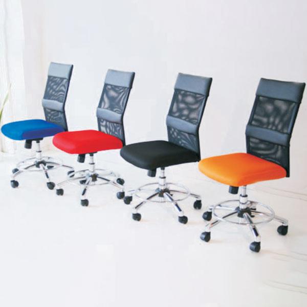 オフィスチェアー パソコンチェアー 昇降式ガスシリンダー メッシュ 家具通販 通販 送料無料