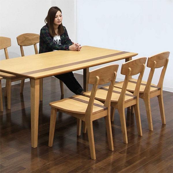 数量限定 ダイニングテーブルセット ダイニングセット ダイニングテーブル ダイニングチェア 7点セット 6人掛け シンプル ナチュラル 北欧 モダン 食卓セット 木製 送料無料 通販
