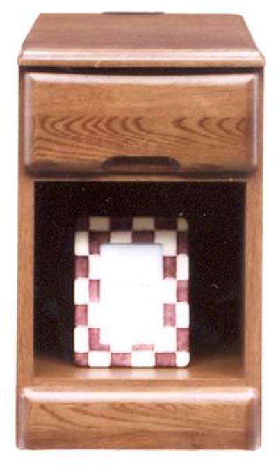 ナイトテーブル ベッドサイドテーブル ミニチェスト ベッドサイドチェスト 幅30cm コンセント付き シンプル モダン 木製 完成品 ニレ材 通販