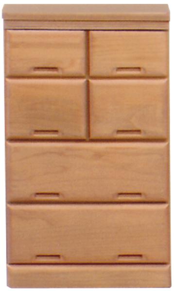 チェスト タンス ローチェスト スリムチェスト 幅60cm 4段 木製 シンプル モダン 国産 完成品 桐材 通販