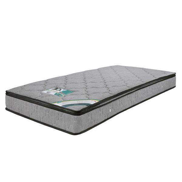 マットレス セミダブル ポケットコイル キルティング加工 片面ピロートップ 寝具 送料無料 通販