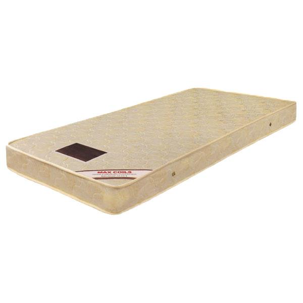 マットレス セミダブル ボンネルコイル 寝具 ベージュ 送料無料 通販