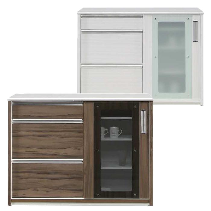 キッチンカウンター バーカウンター カウンターテーブル カウンター キッチン収納 幅120 間仕切り 収納付き おしゃれ モダン 足乗せ付き おしゃれ 完成品 送料無料 通販