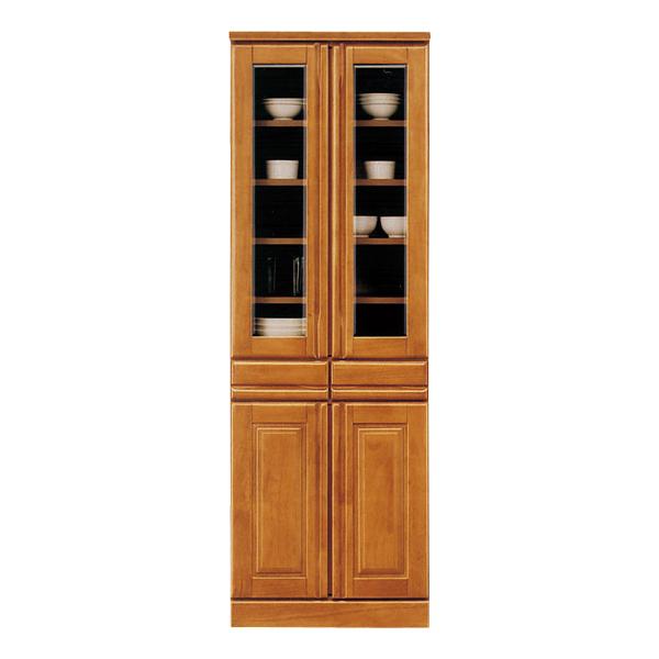 食器棚 幅60cm 省スペース 木製 完成品 キッチンボード ダイニングボード キッチン収納 【ジェロシリーズ】 日本製 送料無料 通販