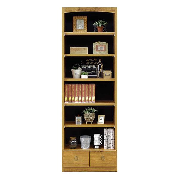 日本製 書棚 本収納 幅60 本棚 フリーボード オープンシェルフ ブックシェルフ 飾棚 ナチュラル色 リビング収納 収納家具 完成品 国産