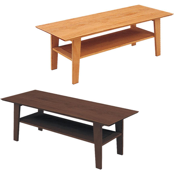 テーブル 座卓ターテーブル リビングテーブル セン 長方形 幅120cm 木製 国産 シンプル モダン アルダー材 通販