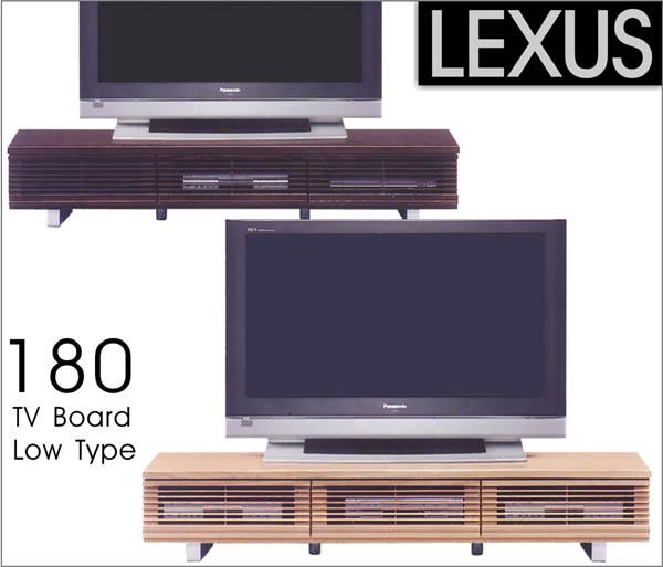 テレビ台 テレビボード リビング TV台 ローボード 収納 幅180cm 日本製 完成品 送料無料【LEXUS】 通販
