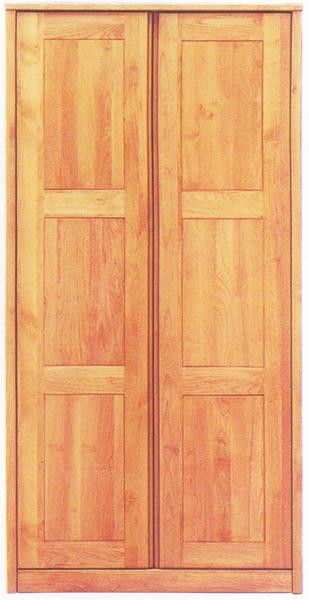 ワードローブ クローゼット ロッカー 服吊 幅90cm 北欧 シンプル モダン 国産 木製 完成品 アルダー材 通販