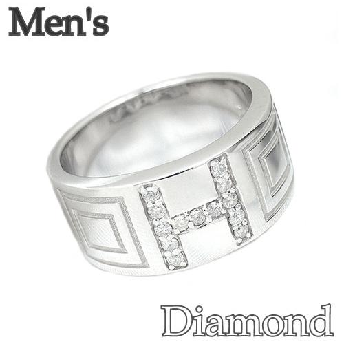 ダイヤモンドリング ダイヤモンド プラチナ メンズサイズ リング SP661