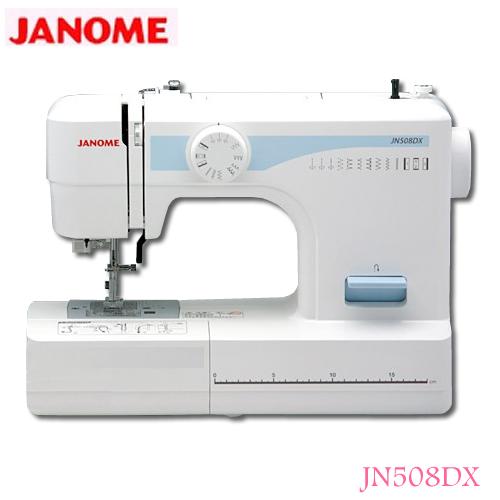 JN508DX 電動ミシン ジャノメ