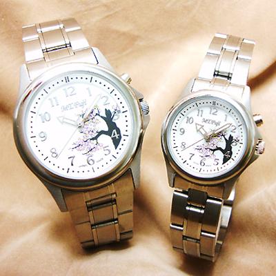 世界遺産になった富士山を文字盤にデザインした時計 MT. Fuji スピード対応 全国送料無料 激安 マウント フジ シルバー 富士山 ウォッチ 世界遺産 腕時計