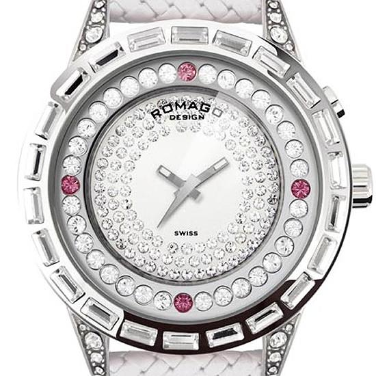 【ロマゴデザイン】腕時計 RM006-1477SV-WHユニセックス メンズ レディース ROMAGODESIGN 正規品 新作 人気 流行 ブランド