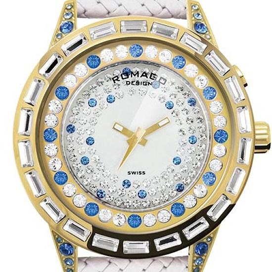 【ロマゴデザイン】腕時計 RM006-1477GD-BUユニセックス メンズ レディース ROMAGODESIGN 正規品 新作 人気 流行 ブランド