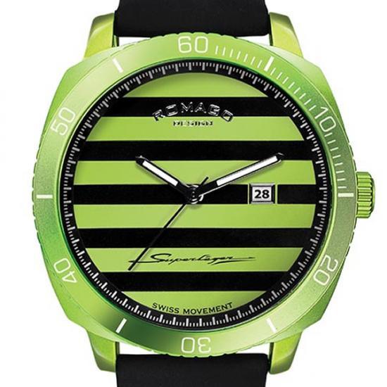 【ロマゴデザイン】腕時計 RM049-0371ST-GRユニセックス メンズ レディース ROMAGODESIGN 正規品 新作 人気 流行 ブランド