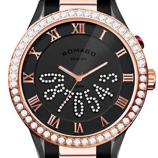 【ロマゴデザイン】腕時計 RM019-0214SS-RGBKユニセックス メンズ レディース ROMAGODESIGN 正規品 新作 人気 流行 ブランド