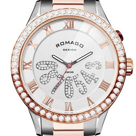 【ロマゴデザイン】腕時計 RM019-0214SS-RGWHユニセックス メンズ レディース ROMAGODESIGN 正規品 新作 人気 流行 ブランド