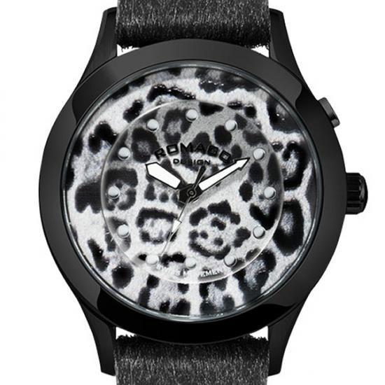 【ロマゴデザイン】腕時計 RM047-0314HH-BKユニセックス メンズ レディース ROMAGODESIGN 正規品 新作 人気 流行 ブランド
