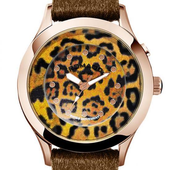 【ロマゴデザイン】腕時計 RM047-0314HH-BRユニセックス メンズ レディース ROMAGODESIGN 正規品 新作 人気 流行 ブランド