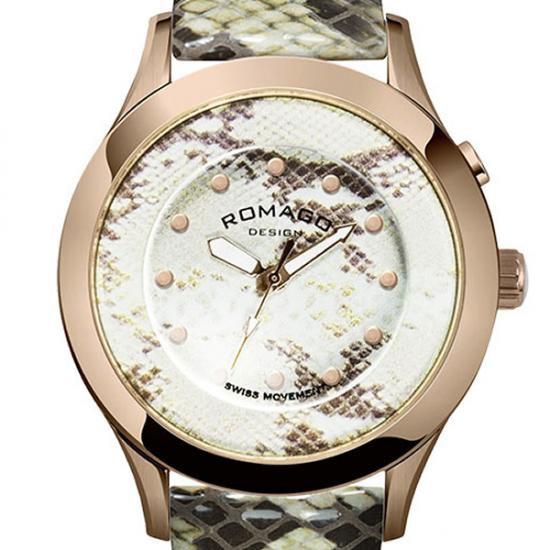 【ロマゴデザイン】腕時計 RM047-0314ST-RGユニセックス メンズ レディース ROMAGODESIGN 正規品 新作 人気 流行 ブランド