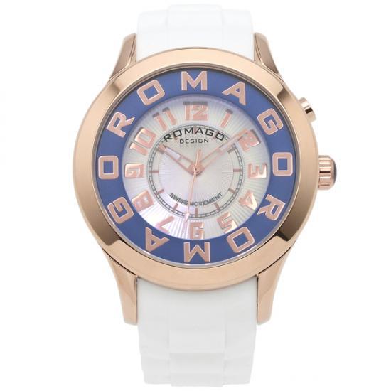 【ロマゴデザイン】腕時計 RM015-0162PL-RGBUユニセックス メンズ レディース ROMAGODESIGN 正規品 新作 人気 流行 ブランド