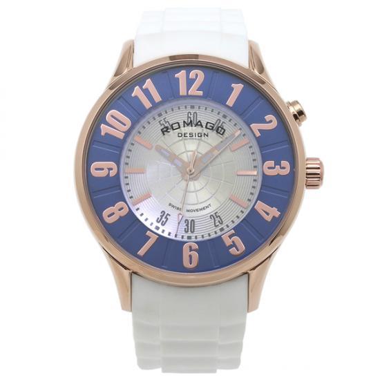 【ロマゴデザイン】腕時計 RM068-0053PL-RGBUレディース ROMAGODESIGN 正規品 新作 人気 流行 ブランド