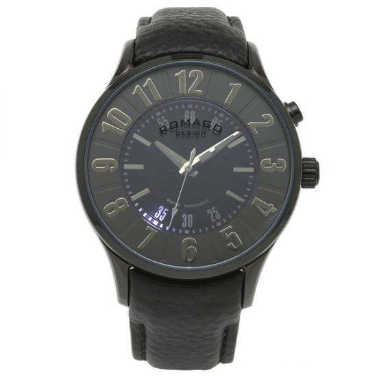 【ロマゴデザイン】腕時計 RM068-0053ST-BKレディース ROMAGODESIGN 正規品 新作 人気 流行 ブランド