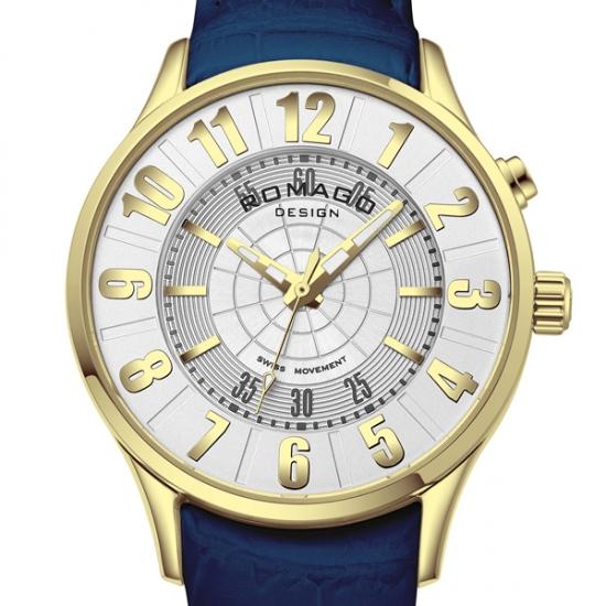 【ロマゴデザイン】腕時計 RM068-0053ST-GDBUレディース ROMAGODESIGN 正規品 新作 人気 流行 ブランド