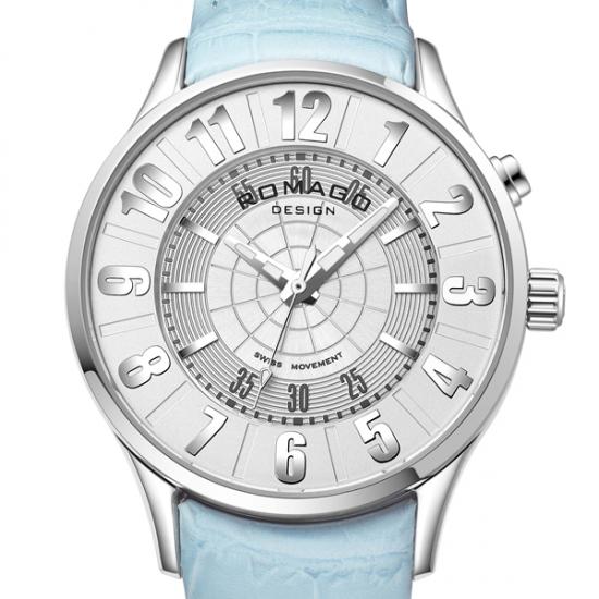 【ロマゴデザイン】腕時計 RM068-0053ST-SVBUレディース ROMAGODESIGN 正規品 新作 人気 流行 ブランド