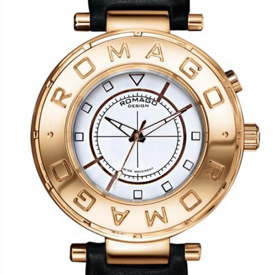 【ロマゴデザイン】腕時計 RM002-0055ST-RGユニセックス メンズ レディース ROMAGODESIGN 正規品 新作 人気 流行 ブランド